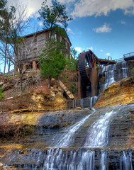Dunn's Mill and Fall