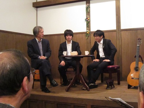 藤元・小暮両氏へのインタビュー 2012年1月15日 by Poran111
