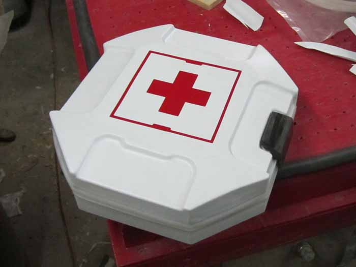HALO First Aid Kit built