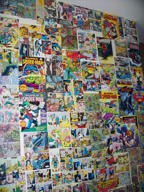 Incredible Superhero Comic Strip Paper 375 x 500 · 262 kB · jpeg