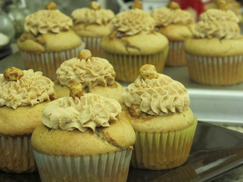 Finalist 12: Peanut Butter Toffee Cupcakes
