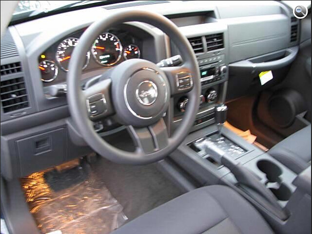 2012 jeep liberty sport interior front branford. Black Bedroom Furniture Sets. Home Design Ideas