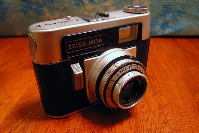 Zeiss Ikon Colora F Rangefinder - 1963