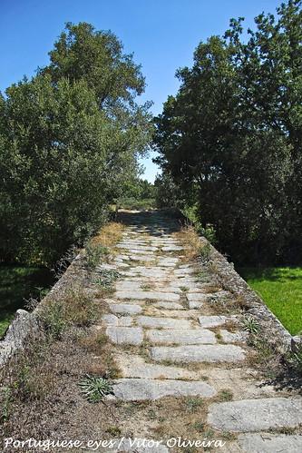 Ponte Romana de Ariz - Portugal