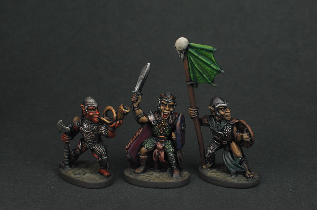 Grenadier Dragon Lords Goblin Command