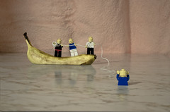 Banana boat tragedy by Robbie V