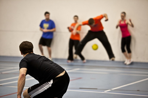 Well Being Guide Dodge Ball @<a href=