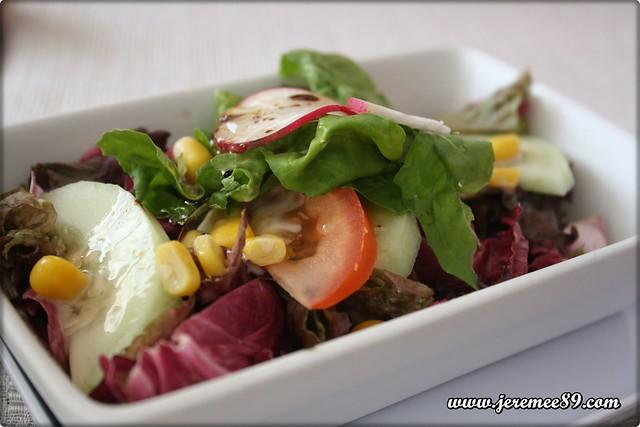 Salsas Restaurant @ Continental Hotel, Upper Penang Road - Salad
