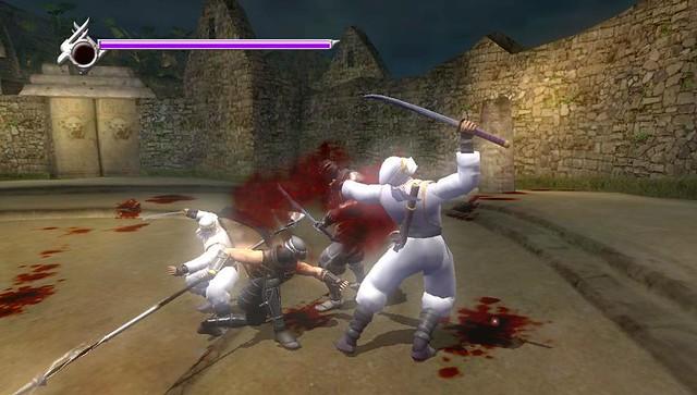 Ninja Gaiden Sigma Plus Combat