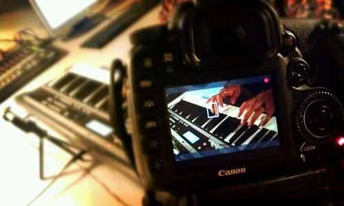 Music Video Recording - Piano Set by jyn 13th
