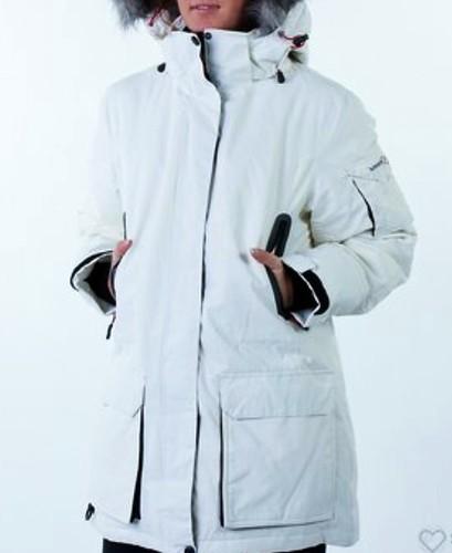 Min nya jacka: Tuxer Expedition Parka Lady