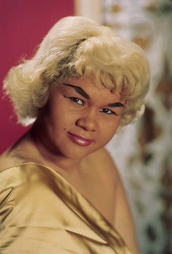 ETTA JAMES R.I.P. (January 25, 1938 - January 20, 2012)