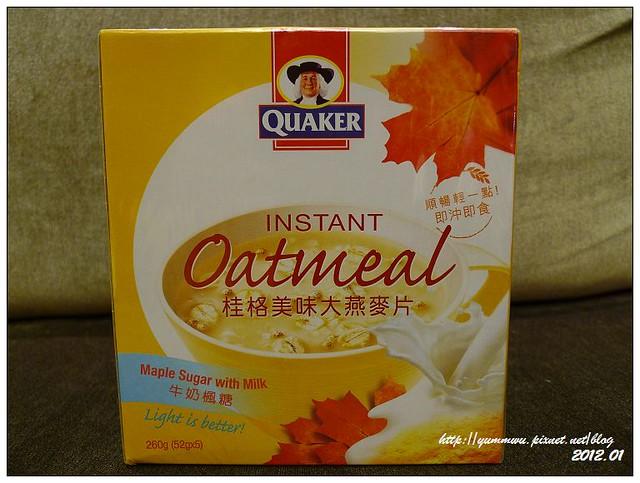 桂格美味大燕麥片(1)