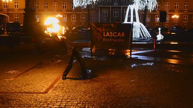 Magic !!!  in Stettin Lascar Fire Theatre, Szczecin-Stettin, 22nd January 2012 - Excellent street theatre performance in Szczecin-Poland  !!!  Fire Theatre4ever Stettin !!!! Lascar HeyaClub Venice Carnival Event ! Magic in Szczecin-Stettin-Stsettsin.