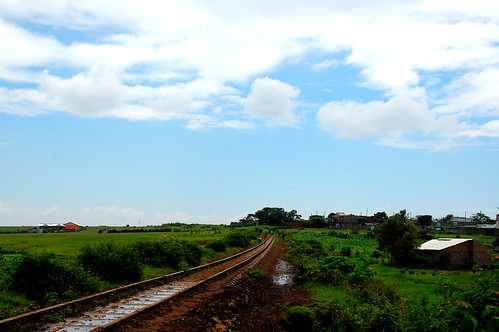 africa city railroad travel winter landscape travels nikon kenya nairobi explorer 2011