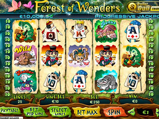 Play Forest of Wonders Slots Online at Casino.com India