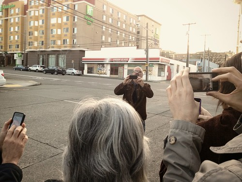 iPhone Photography with Jack Hollingsworth at CreativeLive in Seattle