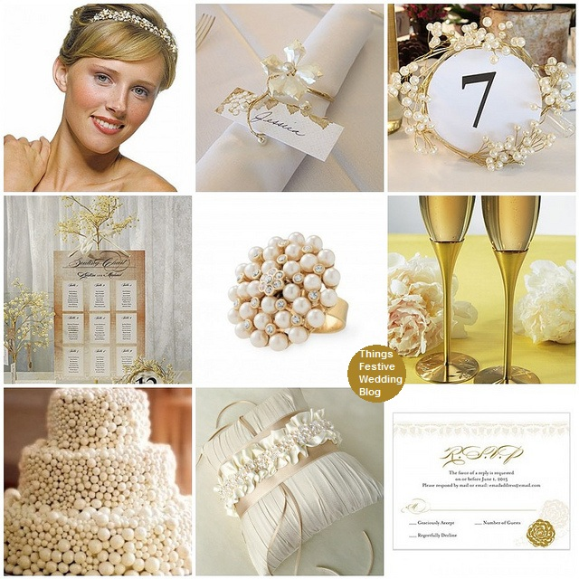 diamond and pearl Wedding Theme Image credits resources
