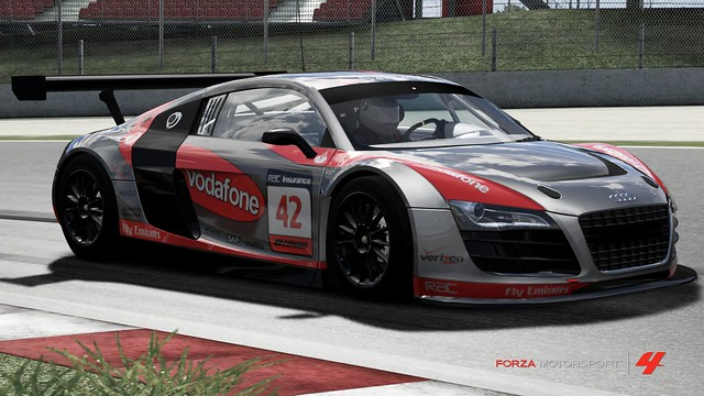 [ONE NIGHT] AUDI R8 LMS endurance LIVREE 6754531073_c25e6f1a5a_z