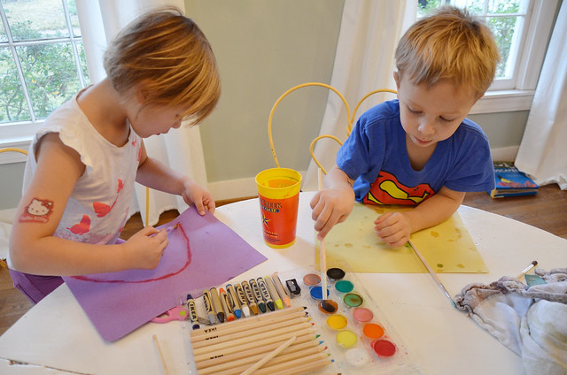 ben and avery painting