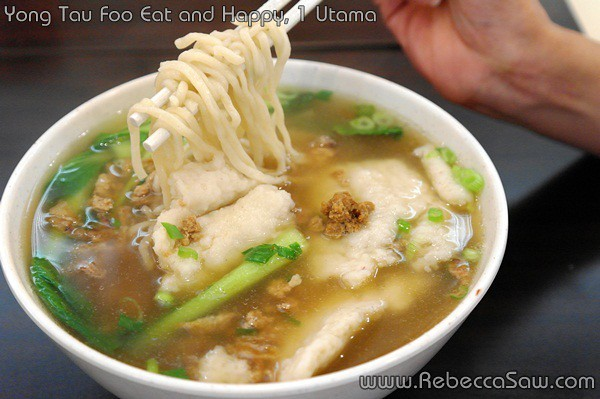 yong tau foo eat and happy, 1 Utama-4