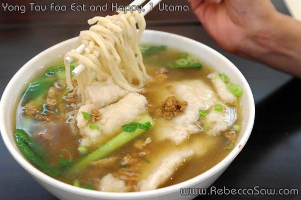 yong tau foo eat and happy, 1 Utama-4