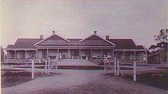 Hutchinson Hospital c1920