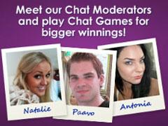 Nordicbet Chat Moderators