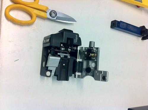 Optikaszerelés #3