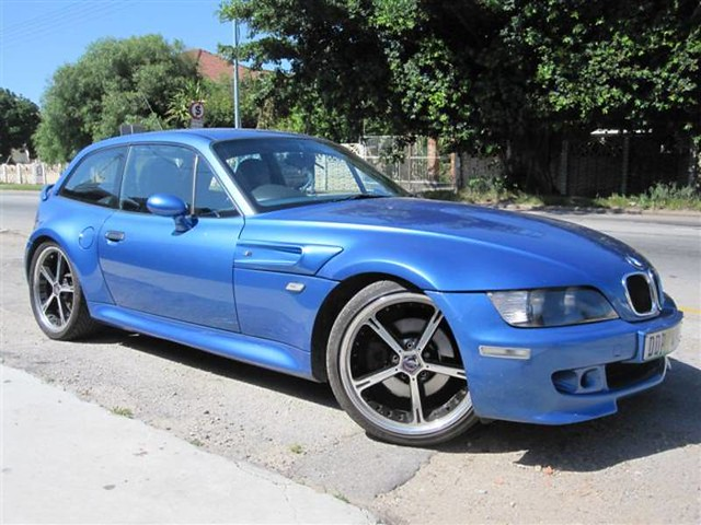 1999 M Coupe | Estoril Blue | Estoril/Black | 20