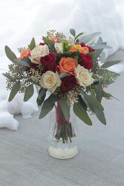 bouquet - Steiner's floral class
