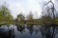 Skansen - Lake