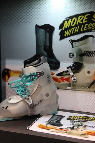 Tilt Child's expandable boot