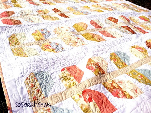 My love grows quilt