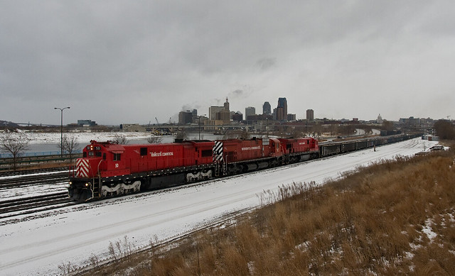 MNNR Sand Train; Saint Paul, MN