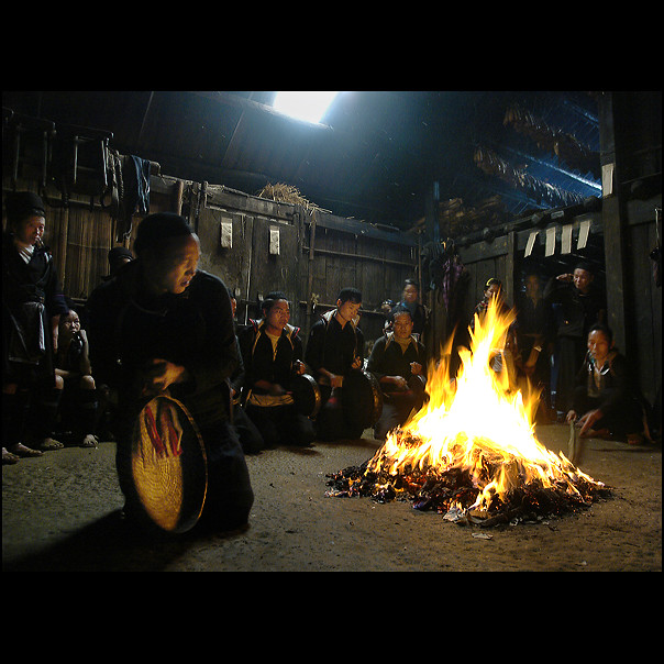 Hmong New Year – Calling in the spirits