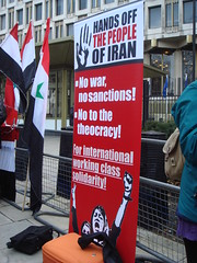 Hands off the people of Iran