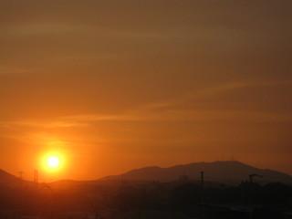 Sol, bola de fuego