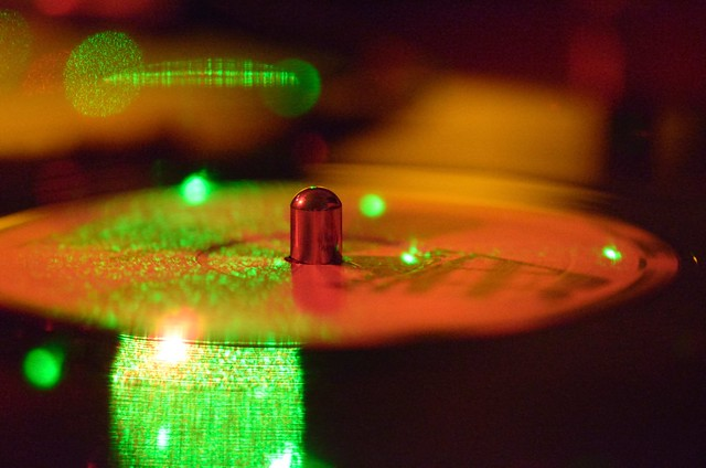 Vinyl lights