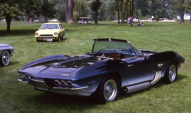 1961 mako shark corvette concept car flickr photo sharing. Black Bedroom Furniture Sets. Home Design Ideas