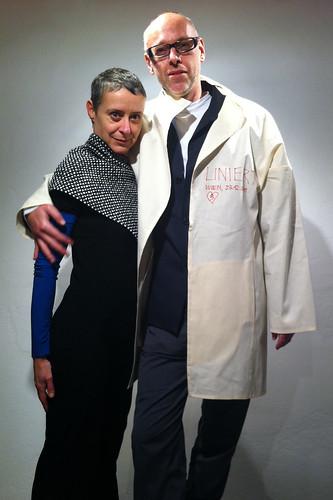 Ivon Gasque & Christian Kollarovits, LINIERT, Vienna, Austria