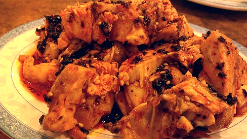 Bobo chicken at Spicy & Tasty