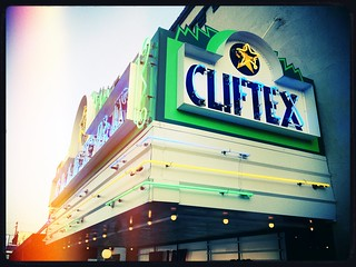 Cliftex Theater, Clifton Texas