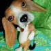 Needle Felted Beagle Dog 6