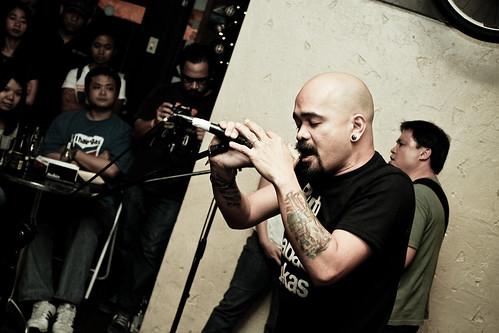 Dong Abay at Undies Gig - 2