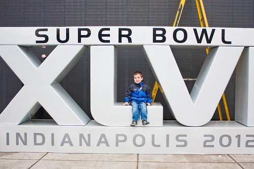 Super Bowl Village