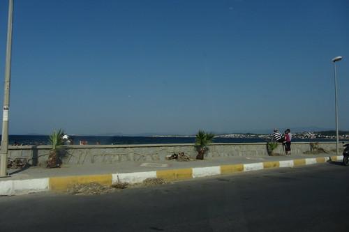 Burhaniye day 2 (Ayvalik): sea on drive back (5)