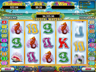 Crystal Waters Slot Machine Online ᐈ RTG™ Casino Slots