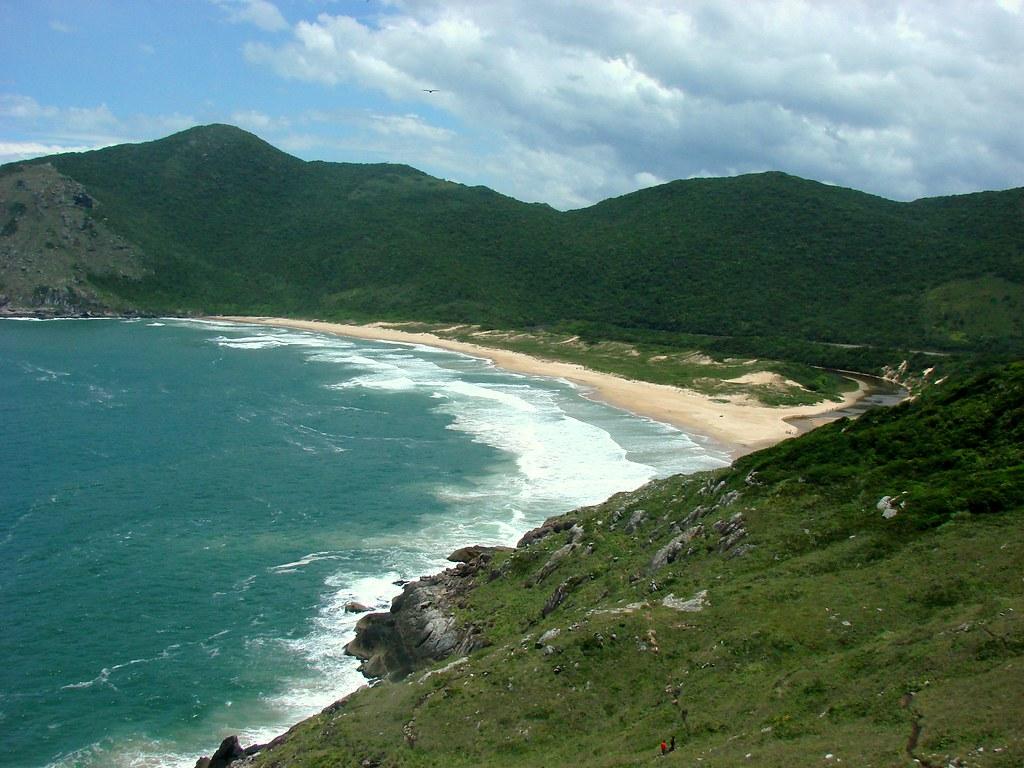 пляж Лагоинья ду Лесте