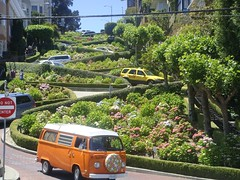 Lombard St, San Fransisco